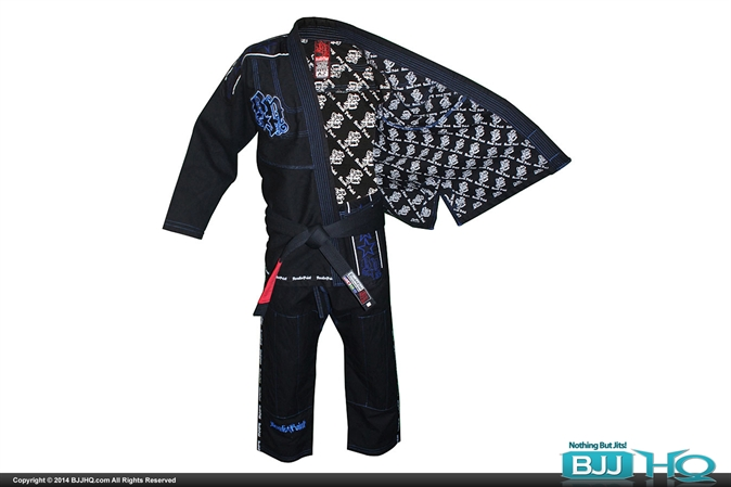 Breakpoint Lightweight 2014 Black Deluxe Gi